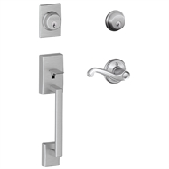 Gainsborough Horizon 520mm Chrome Plate Pull Handle Set