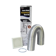 Deflecto 150mm Rangehood Eave Venting Kit