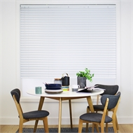 Windoware 50mm Cordless Aluminium Venetian Blind - 600mm x 1500mm White