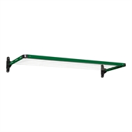 Daytek Mini Fold Down Clothesline - Grass Green