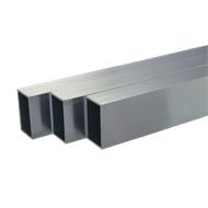 Metal Mate 20 x 10 x 2mm x 3m Aluminium Rectangular Tube