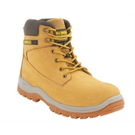 DeWALT Size 5 Honey Titanium Steel Cap Toe Boot