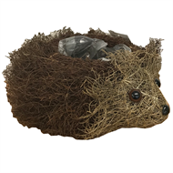 Gardman Vintage Hedgehog Pot Planter