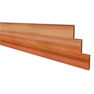 220 x 26mm Cladding Channel - Per Linear Metre