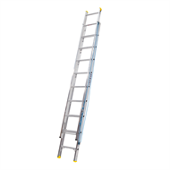 Bailey 3.0 - 5.2m 150kg Pro 10 Aluminium Extension Ladder