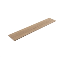Flexi Storage 1200 x 200 x 16mm Oak Shelf