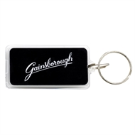 Gainsborough Black Digital Entry Tag