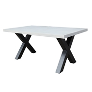 Hartman Urbane Concrete Dining Table
