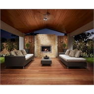Glosswood 90 x 9mm x 3.6m Jarrah Satin Lining Board  - 10 Pack
