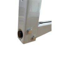 iTemp 180kg Powder-Coated Air-Conditioner Wall Bracket