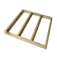 Good Times 6.696 x 4.464m Treated Pine Module Decking Kit - 24 Pack