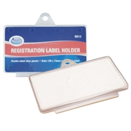 Ark Trailer Registration Plate Holder