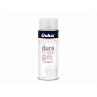 Dulux Duramax 325g Semi Gloss Clear Spray Paint