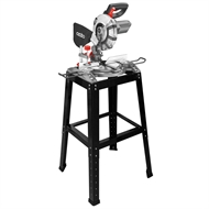 Ozito 210mm 1600W Compound Mitre Saw And Stand
