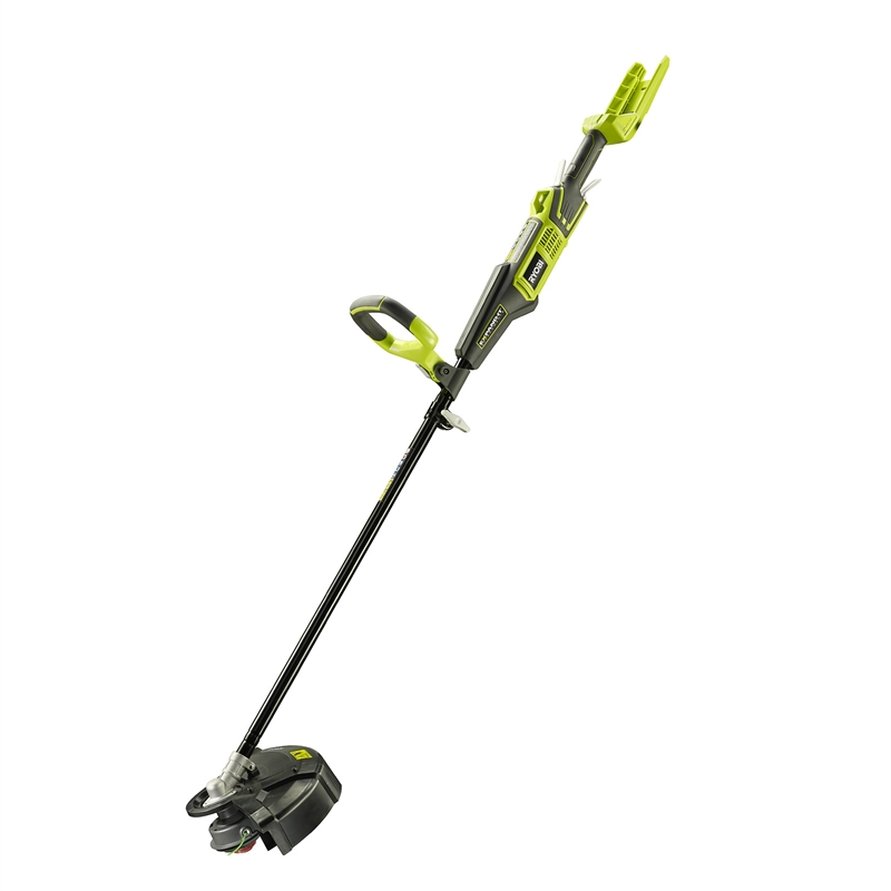 ryobi 36v straight shaft line trimmer skin only bunnings warehouse. Black Bedroom Furniture Sets. Home Design Ideas