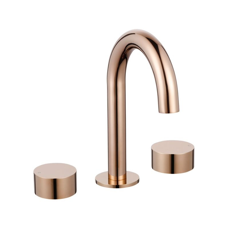Resonance WELS 4 Star 7.5L/min Rose Gold Basin Set