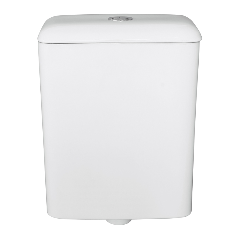 Rumba 4.5L WELS 4 Star Vitreous China Cistern