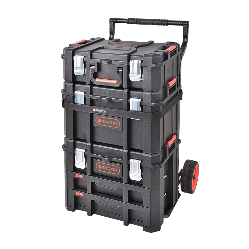 Tactix Modular Deep Tool Chest Bunnings Warehouse