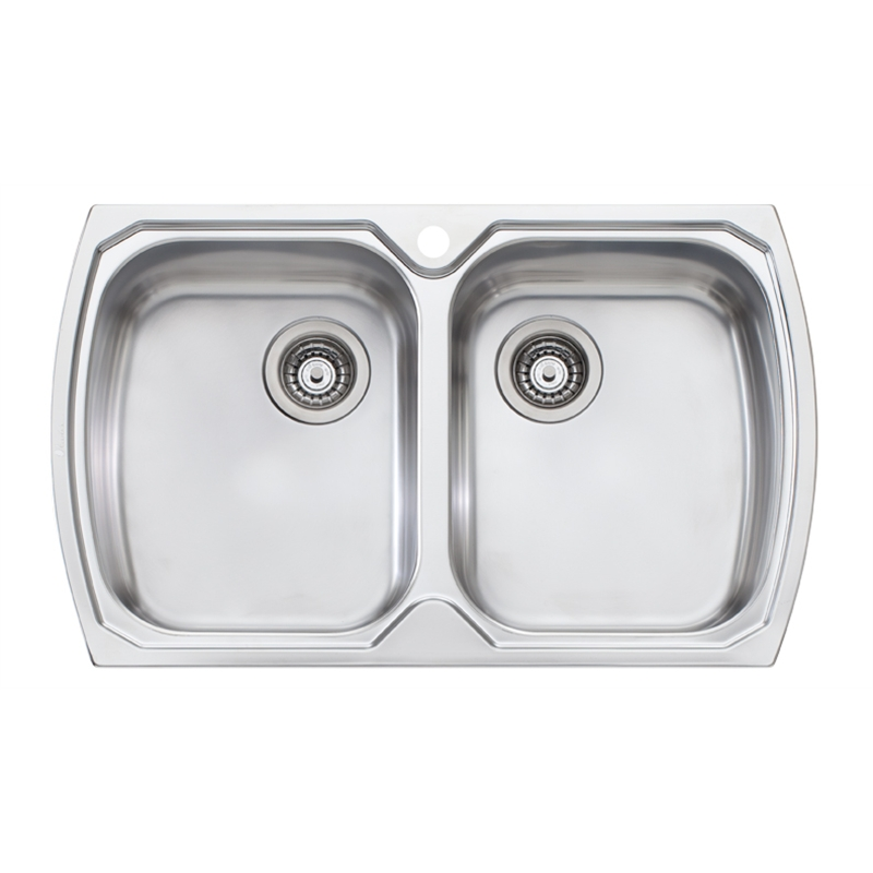 Oliveri Monet Double Bowl Sink