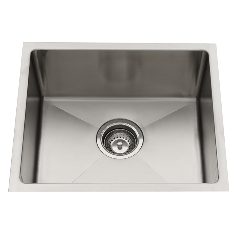Laundry Undermount Sink : Sink Squareline Everhard 450x390mm Sgl Undermount 73148 Bunnings ...
