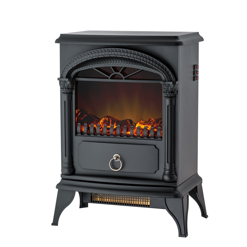 com electric walmart chocolate fdde heater with space dark decor ip fireplace flame mantle