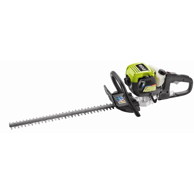 ryobi 26cc 600mm petrol blade hedge trimmer bunnings. Black Bedroom Furniture Sets. Home Design Ideas