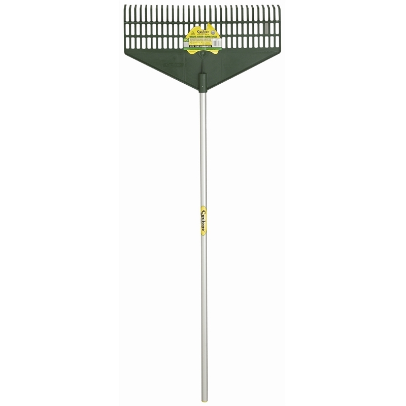 cyclone super garden rake bunnings warehouse