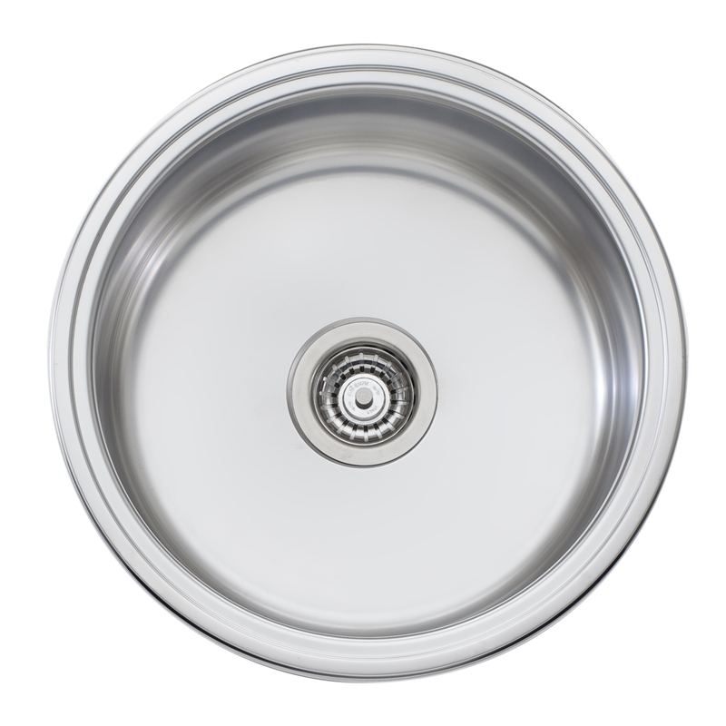 . Sink Solitaire Oliveri No Taplanding Lr510   Bunnings Warehouse