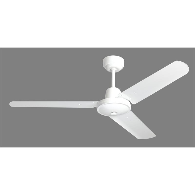 Ceiling Lights At Bunnings : Hpm mm white hang sure ceiling fan bunnings warehouse