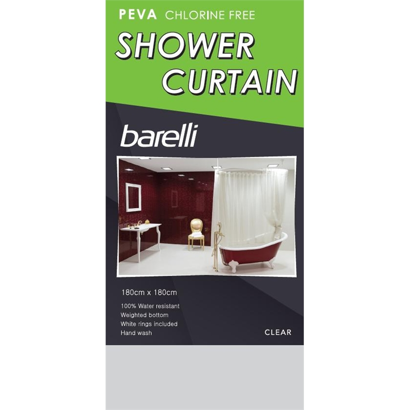 Shower Curtain Track Bunnings
