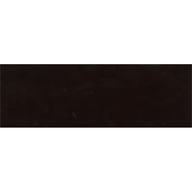Black Gloss Kitchen Wall Tiles: Johnson Tiles 300 X 100mm Black Gloss Ceramic Wall Tile