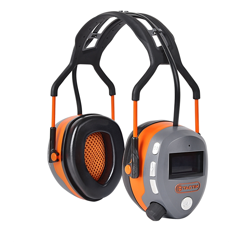 tactix bluetooth earmuffs bunnings warehouse. Black Bedroom Furniture Sets. Home Design Ideas