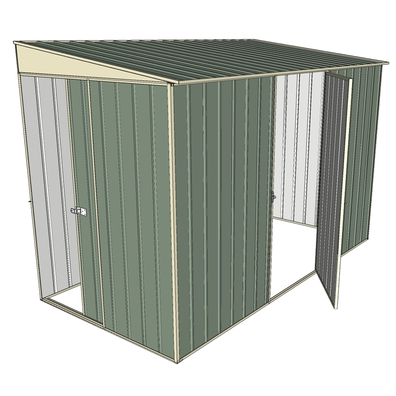 How to build a narrow shed for Narrow storage shed