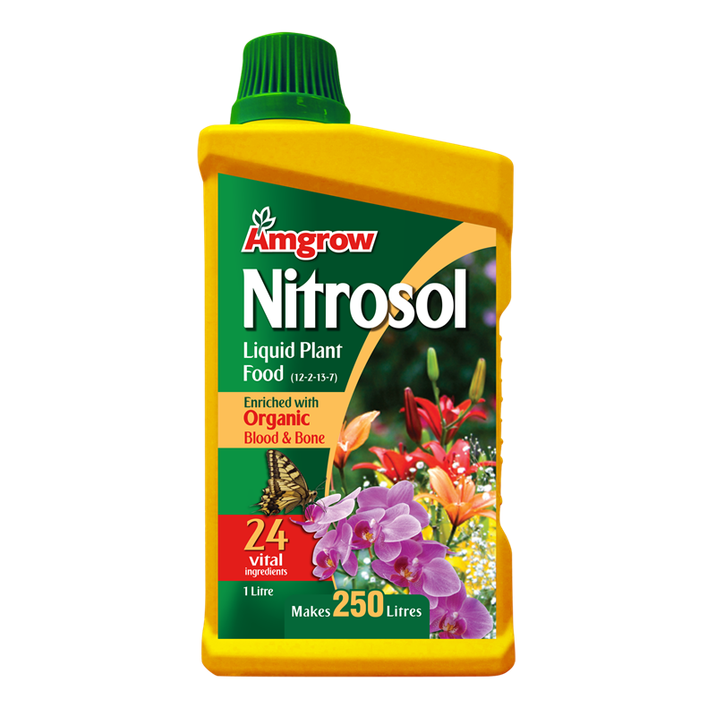 Amgrow 1l Nitrosol Concentrate Liquid Fertiliser Bunnings Warehouse