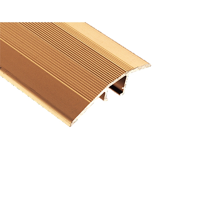 Roberts 3 3m Bronze Senior Ramp Floating Floor Trim