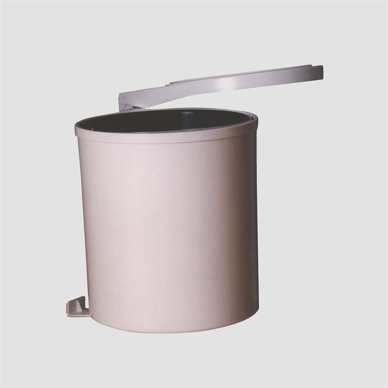 White Kitchen Bin kimberley products 10l round white concealed kitchen bin