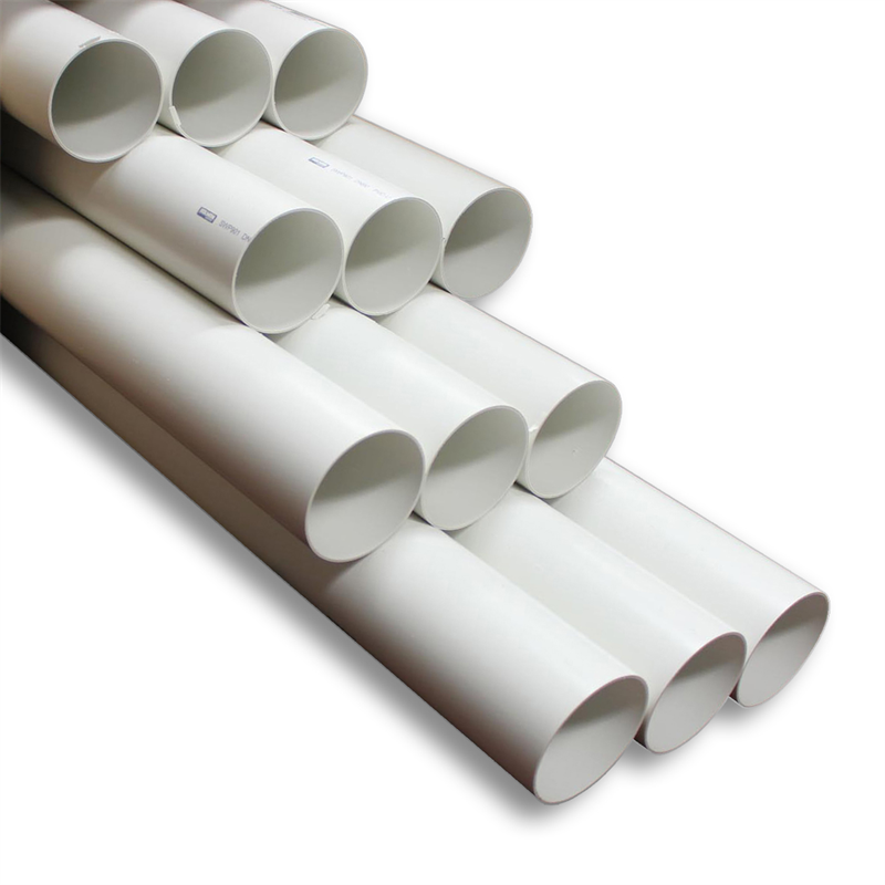 Holman 100mm x 6m dwv pipe bunnings warehouse for Buy plastic pipe