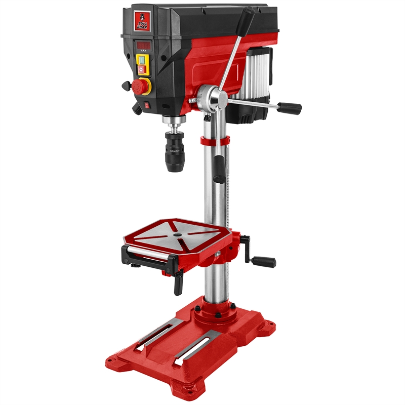750W Digital Drill Press Corded