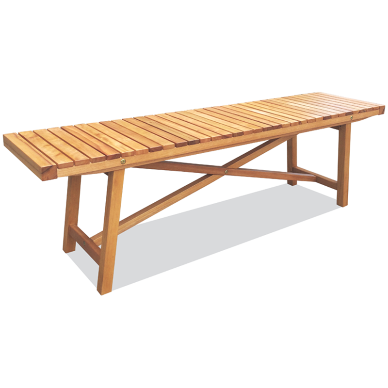 Mimosa Mareeba Timber Bench Bunnings Warehouse