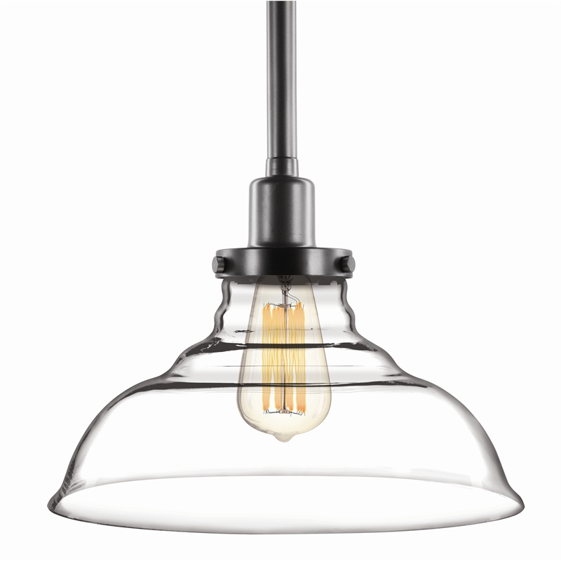handblown glow glass original by product clear lighting jules pendant small light glowlighting