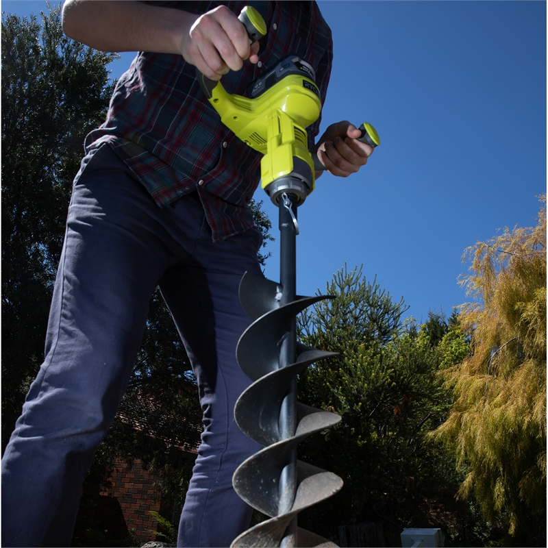 Ryobi 18V One+ Brushless Planting And Digging Tool