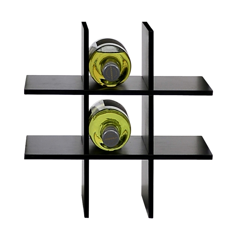 x wine rack insert. Black Bedroom Furniture Sets. Home Design Ideas