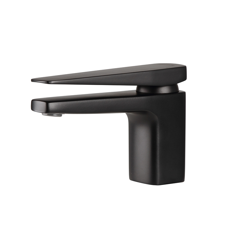 Matte Black Basin Mixer