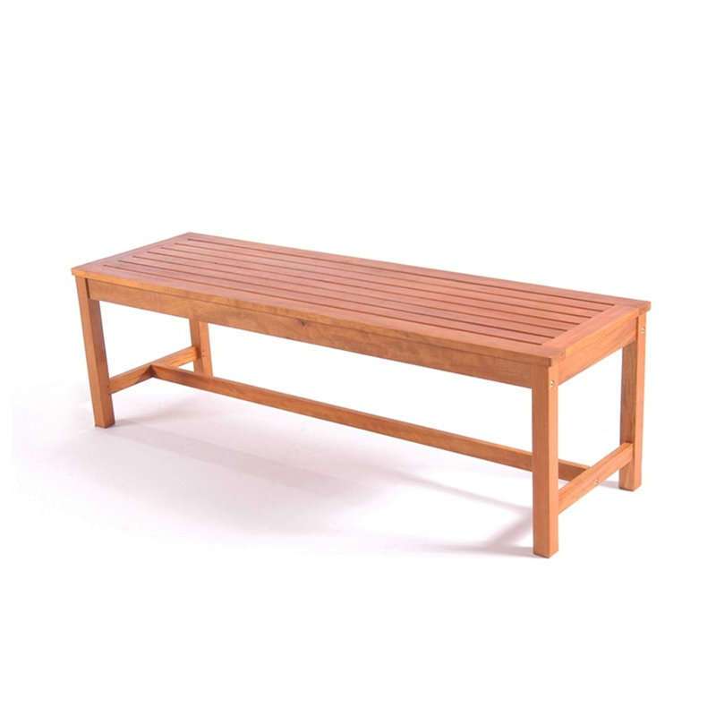 Mimosa 135cm Brighton Timber Bench Bunnings Warehouse