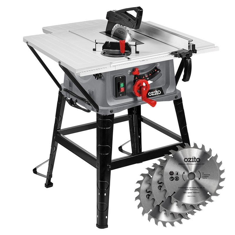 Admirable Ozito 2000W 254Mm Table Saw Home Interior And Landscaping Ologienasavecom