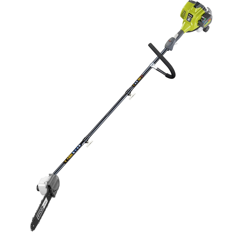 Ryobi 25 4cc 2 Stroke Easy Start Pole Pruner