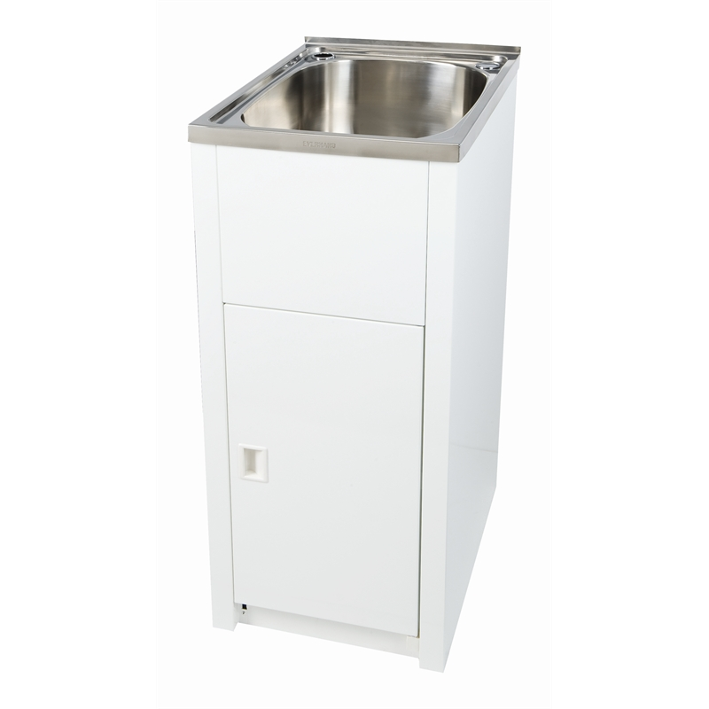 Everhard 30L Project Laundry Trough and Cabinet Bunnings Warehouse