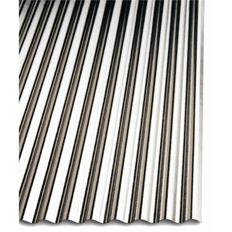 Metal Mate 1500 x 634mm Galvanised Mini Ripple Iron Cladding