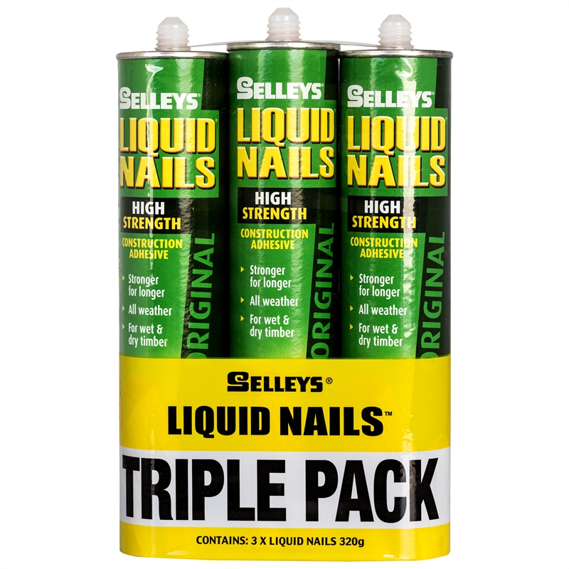 Liquid Nails LN902 VOC 10Ounce Subfloors and Construction