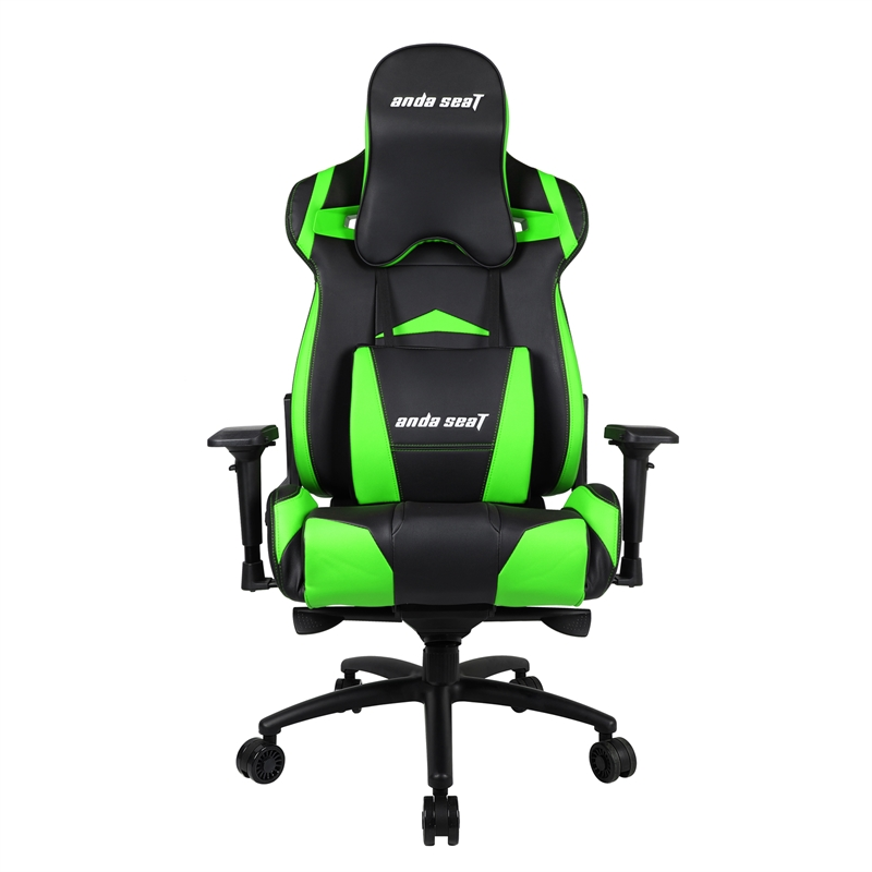 Anda Seat AD3 Black Green Gaming Chair